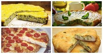 5 восхитительных домашних пирогов с сыром