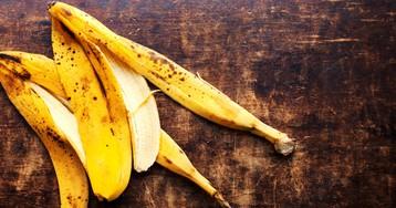 Специалисты рассказали, насколько полезна банановая кожура