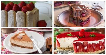 От всего сердца: 5 восхитительных домашних десертов на День святого Валентина