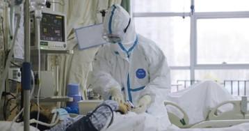 Первый гражданин Украины заразился китайским коронавирусом