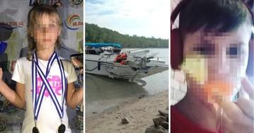 Дети родом из Челябинска. Подробности столкновения катеров в Таиланде