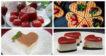 Дарю тебе сердце: съедобные валентинки для самых любимых