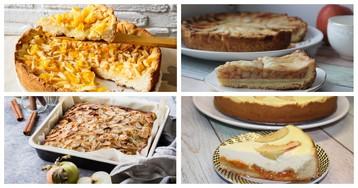 Яблочное счастье: 5 восхитительных пирогов с ароматной начинкой