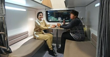 Война полок. Минтранс меняет правила перевозки ручной клади в поездах