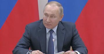 Путин призвал голосовать по Конституции в рабочий день, сделав выходным