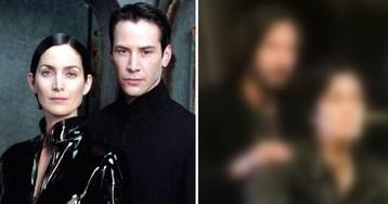 """Появились фото Нео и Тринити со съёмок """"Матрицы 4"""""""