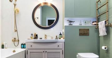 6 удобных ванных меньше 3 м². В чем их секрет?