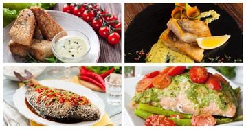 Рыба моей мечты: 5 рецептов блюд для праздничного стола