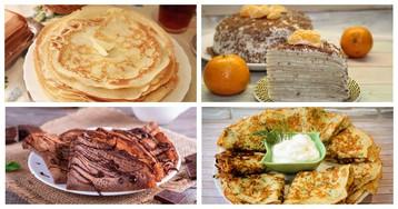 Масленица у ворот: 5 рецептов домашних блинов на любой вкус