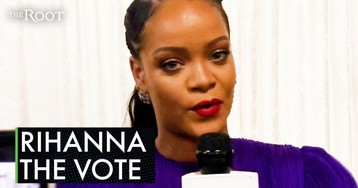 Rihanna Wants People to Know It's Imperative That We Use Our Voices
