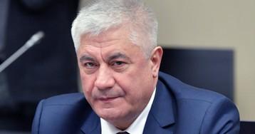 «Никто не работает»: в профсоюзе полиции просят об отставке Колокольцева