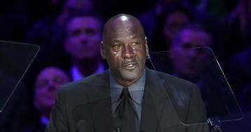 Майкл Джордан не сдержал слез на церемонии прощания с Коби, Бейонсе спела любимую песню Брайанта