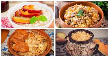 Каша – матушка наша: 5 любимых домашних рецептов