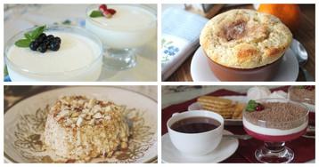 Облако нежности: 4 рецепта восхитительного домашнего суфле