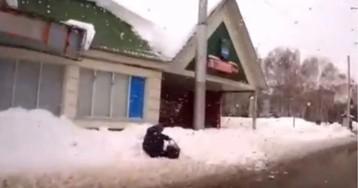 Водитель из Стерлитамака получил крупный штраф, решив помочь старушке