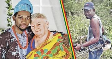 Русская вдова нигерийского принца нашла любовь в Гане и потеряла ребенка
