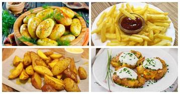 Дёшево и сердито: 5 проверенных способов приготовить картофель вкусно