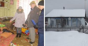 Под Кировом спасли детей, на три дня оставленных мамой без еды и воды