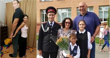 Валуев рассказал о жизни с женой, которая ниже него на полметра