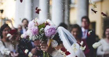 Названы регионы-лидеры по числу браков в 2019 году