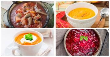 Вкусно, просто и полезно: 5 интересных супов без мяса