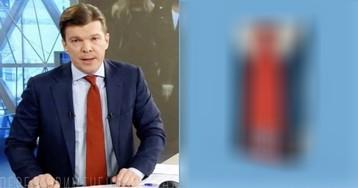 «Заклеймили». Кирилл Клейменов стал героем фривольной рекламы