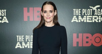 Why Winona Ryder Says 'The Plot Against America' is 'Incredibly Timely' in the Trump Era