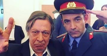 Ефремова не пустили в самолет из-за «стандартов перевозки пассажира»