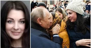 Предложившая Путину жениться на ней жительница Иванова рассказала о себе