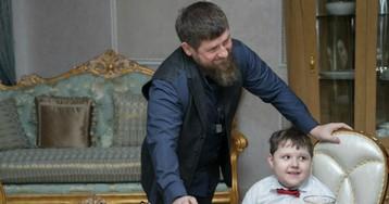 Кадыров исполнил мечту мальчика из Брянска, который назвал его кумиром