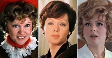 Хорошо ли вы помните женщин из советских фильмов? (ТЕСТ)