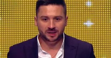 Лазарев расплакался в эфире музыкального шоу
