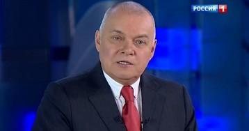 «Без паники»: Киселев объяснил выгоду России от падения цены на нефть