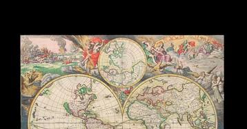 «География или краткое земного мира описание»