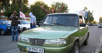 Украинские умельцы скрестили копейку ВАЗ и Daewoo Nexia