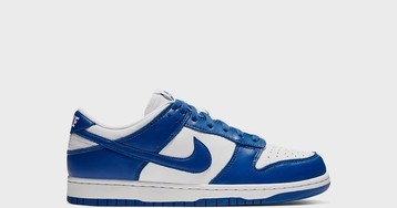 "Secure the ""Syracuse"" & ""Kentucky"" Nike Dunk Sneakers Ahead of Release"