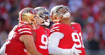 49ers don't deploy franchise tag on Armstead, other free agents