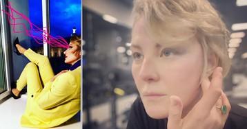 Литвинова призналась, что потратила последние лишние деньги на костюм
