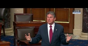 Mitch McConnell Dukes It Out With Joe Manchin After Dems Refuse To Cave On Stimulus
