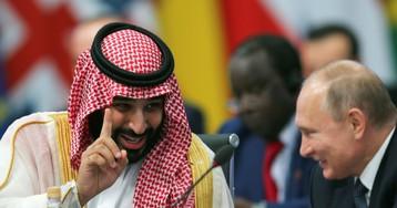 Как Трамп втянул Путина и саудитов в нефтяную войну. Чем все кончится?