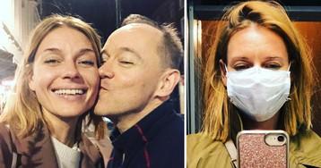 Любовь Толкалина из-за коронавируса не может увидеться с мужем