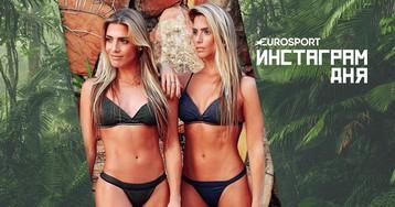 Бразильские сестрички зажгли в синхронном плавании и стали моделями. Их даже пригласили в Maxim