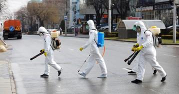 Главный инфекционист ФМБА: пик эпидемии в РФ ждем на следующей неделе