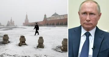 Самоизоляция до Первомая. Как понимать обращение Путина к россиянам?