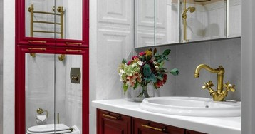 6 небанальных планировок типовых ванных