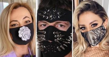 Манучаров осудил Яну Рудковскую за производство дизайнерских масок