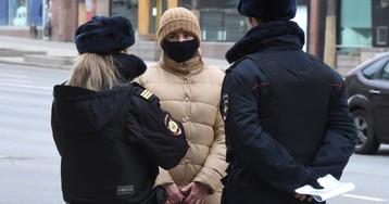МВД и мэрия договорились, как наказывать москвичей за нарушение изоляции