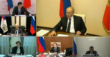 """Путин ввел """"коронавирусную"""" доплату: врачам - 80 тысяч, скорой - 50 тысяч"""