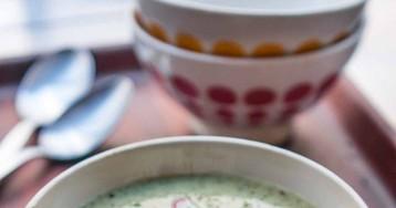 Radish Leaf Soup