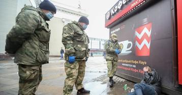 Сотни новых случаев заражения: данные о пандемии к вечеру 9 апреля